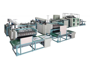 GT-800 Woven Bag Production line